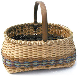 [Traditional Ozark Basket]