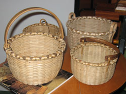 Martha Wetherbee Basket Workshop 2009
