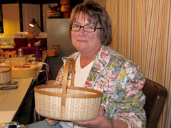Eric Taylor Basket Workshop 2011 title=