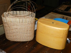 Eric Taylor Basket Workshop 2012 title=