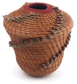 [Knotted Basket]
